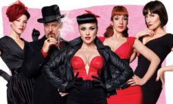 The Burlesque Assassins now available on DVD and Digital Download