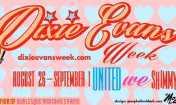 Dixie Evans Week: Get Involved