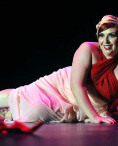 Frenchie Kiss' Burlesque Hall of Fame Diary 2013