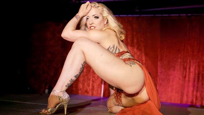 Peekaboo Pointe's Show Me Burlesque Festival Diary