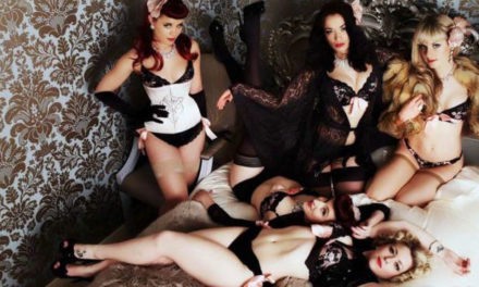 Folly Mixtures: 10 Things That Keep A Burlesque Troupe Together.