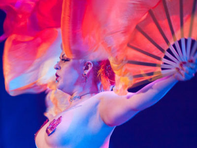 Foxy Tann's Vancouver Burlesque Festival Diary