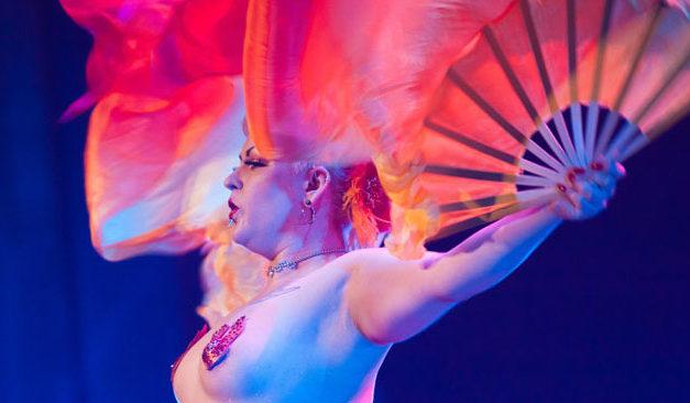 Foxy Tann's Vancouver International Burlesque Festival Diary