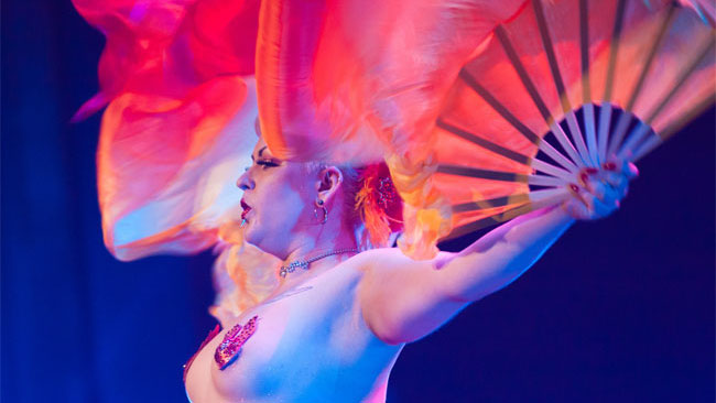 Foxy Tann's Vancouver International Burlesque Festival Diary