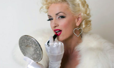 Burlesque Beauty: Kitten de Ville