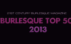 The Burlesque TOP 50 2013