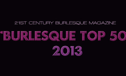 Burlesque TOP 50 2013: No. 3