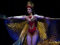 Loulou Champagne's Berlin Burlesque Festival Diary