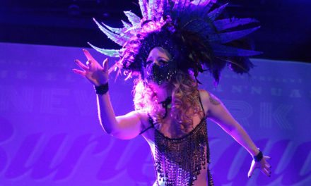 Dangrrr Doll: 10 Thoughts on Burlesque Festivals
