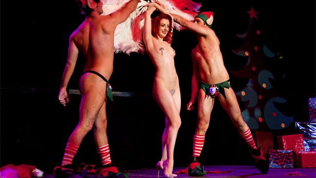 Beyond the Christmas Cabaret