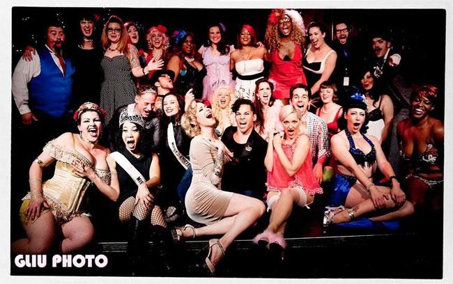 curtain call burlesque festival