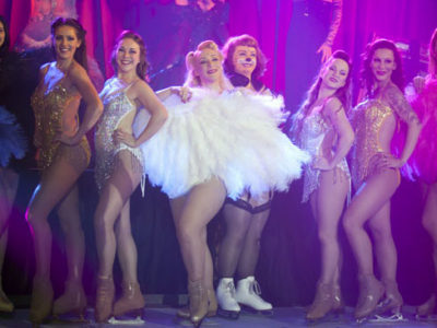 Review: Burlesque On Ice