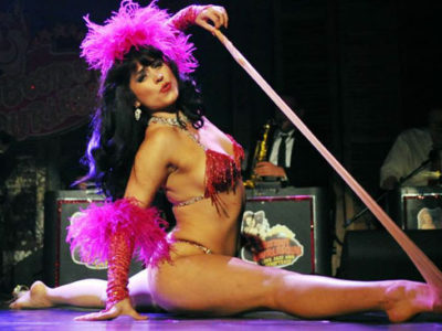 In Pictures: The Beauties of Bustout Burlesque