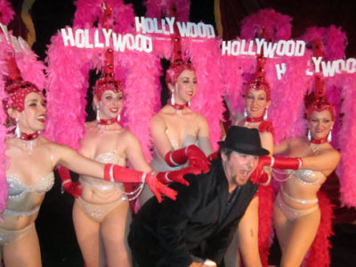 Jessabelle Thunder's Hollywood Burlesque Festival Diary