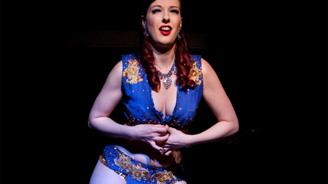 Ivy Wilde: Burlesque Fees If You Please