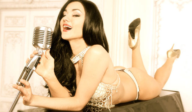 Tease Queen Melody Sweets Releases New Love Digitale Music Video