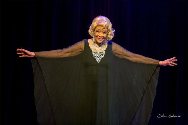 Toni Elling at Diversi-Tease 2014.  ©John Lombardi