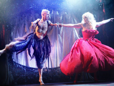 Review: Beauty and the Beast (Julie Atlas Muz and Mat Fraser, New York, March 2014.)