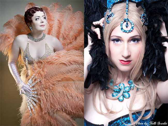 On Saturday 22nd March, Dolores Daiquiri and Elena Gabrielle will oversee a Guinness World Record attempt in Victoria, Australia: Burleskathon – 24 Hours of Tease!