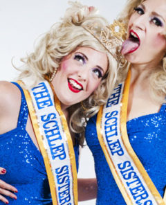 INTERVIEW: Minnie Tonka and Darlinda Just Darlinda, The Schlep Sisters. (Partnerships Series)