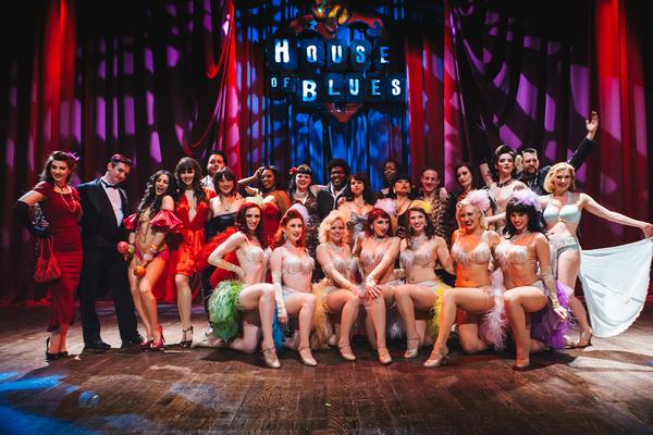 The Saturday night cast of the Dllas Burlesque Festival 2014.  ©Karlo X Ramos/karloxramos.com