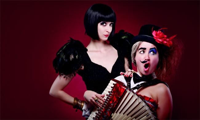 EastEnd Cabaret will perform at the Hebden Bridge Burlesque Festival 2014.   ©Scott Chalmers