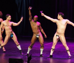 The Stage Door Johnnies All-Star BHoF 2013 Finale [Video]