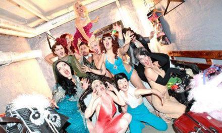 Kitten 'n' Lou's Helsinki Burlesque Festival Diary