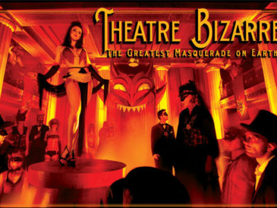Dancing with the Devil: Theatre Bizarre 2013