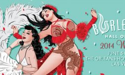 RESULTS: Burlesque Hall of Fame Weekend Tournament of Tease 2014