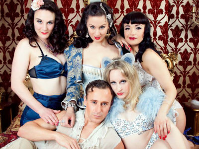 REVIEW: House of Burlesque (London Wonderground 2014)