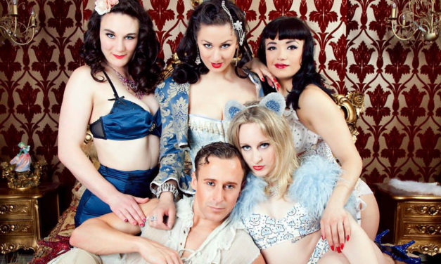 REVIEW: House of Burlesque (London Wonderground 2014)