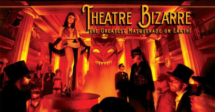 Darlinda Just Darlinda at Theatre Bizarre 2013