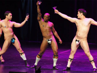 The DIXEY Guide to Boylesque Brilliance (Edinburgh Fringe 2014)