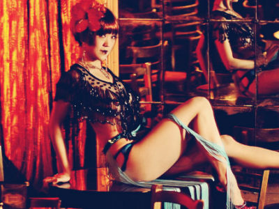 INTERVIEW: Midnite Martini, Reigning Queen of Burlesque 2014