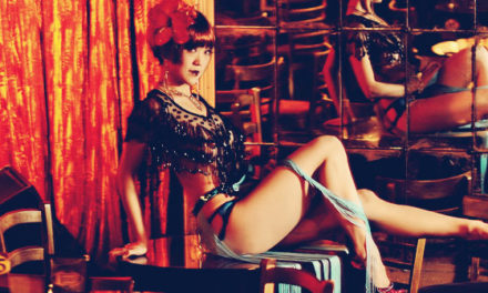 INTERVIEW: Midnite Martini, Reigning Queen of Burlesque 2014