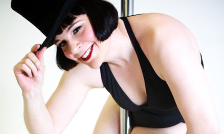 Taking It All Off: From Burlesque Comedienne to Naked Stand Up (Edinburgh Fringe 2014)