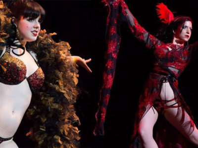 Siobhan Atomica's Show Me Burlesque Festival Diary (Part 1)