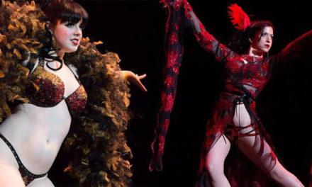 Siobhan Atomica's Show Me Burlesque Festival Diary (Part 1)