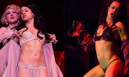 Siobhan Atomica's Show Me Burlesque Festival Diary (Part 2)