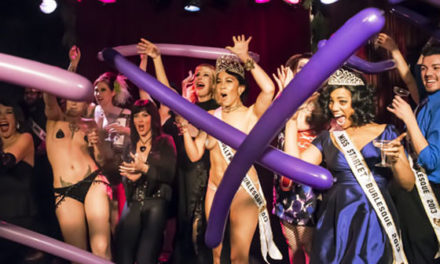GLITTER CRASH: Burlesque Festivals and how to Survive Post Art-um Depression