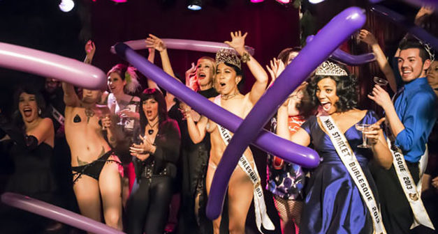 GLITTER CRASH: Burlesque Festivals and how to Survive Post Art-um Depression
