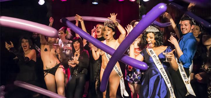 GLITTER CRASH: Burlesque Festivals, and how to survive post art-um depression