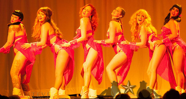 Goldie Candela's Texas Burlesque Festival Diary (Part 1)