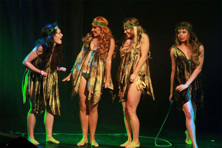 Review: Pandora's Box at the Hippodrome Casino, London.  ©Dan Burgess