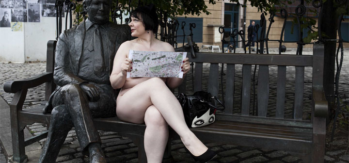 Stripped Bare: Naked in Edinburgh (Edinburgh Fringe 2014)