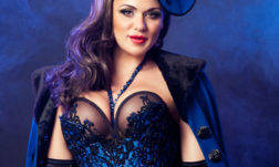 Interview: Christina Manuge of Manuge Et Toi (Burlesque Costume)