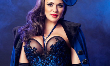 Interview: Christina Manuge of Manuge Et Toi (Burlesque Costume)