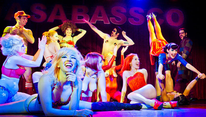 Interview: Doc Wasabassco - 10 Years in Burlesque (Part One)