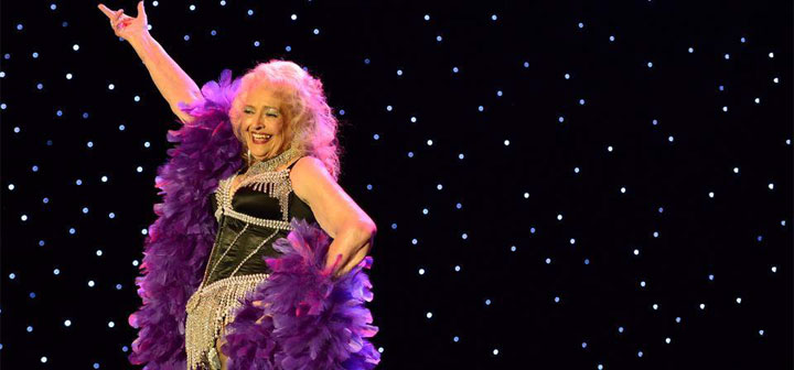 Speaking with Legends: April March 'The First Lady of Burlesque'